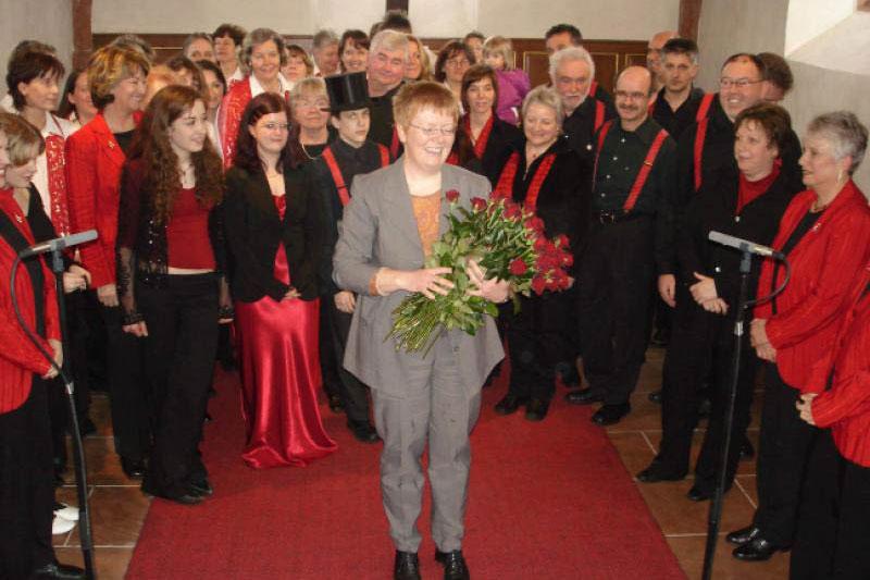 26.03.2006 Konzert in Battenberg